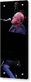 Billy Joel 4 Acrylic Print by Jack Dagley