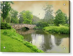 Binney Park Spotlight Acrylic Print