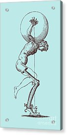 Biomechanics Acrylic Print by Science Source