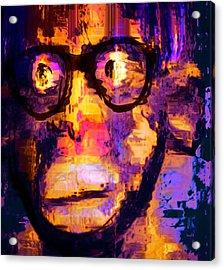 Bipolar Journey Acrylic Print