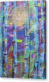 Birch 6 Acrylic Print