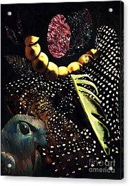 Bird God Acrylic Print