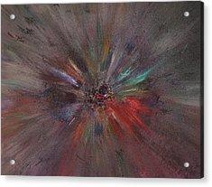 Birth Of A Soul Acrylic Print