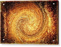Birth Of A Star Acrylic Print by LeeAnn McLaneGoetz McLaneGoetzStudioLLCcom