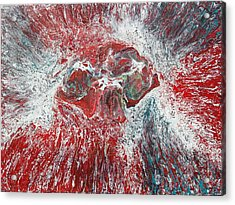 Birth Of The Cosmos Acrylic Print
