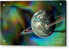 Birthing Planet Acrylic Print