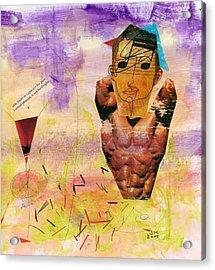 Birthright Acrylic Print by Jerry Hanks