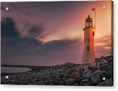Bittersweet Scituate Light Acrylic Print