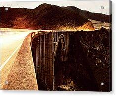 Bixby Creek Bridge, California Acrylic Print