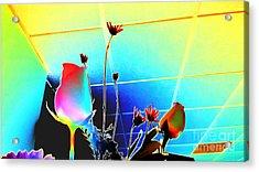 Bizarre Rising Acrylic Print