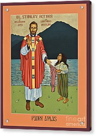 Bl. Stanley Rother - Lwsro Acrylic Print