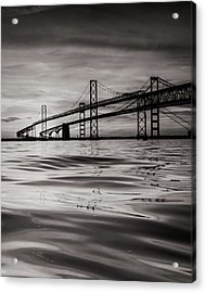 Black And White Reflections 2 Acrylic Print
