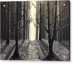 Black Forest  Acrylic Print