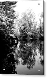 Black River 6 Acrylic Print