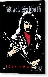 Black Sabbath No.02 Acrylic Print