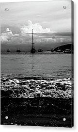 Black Sails Acrylic Print