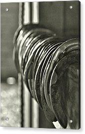 Blacksmith Collection Acrylic Print by JAMART Photography