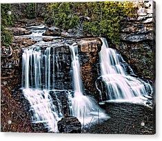 Blackwater Falls, West Virginia Acrylic Print