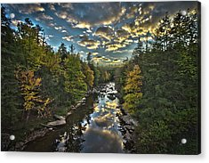 Blackwater River Acrylic Print