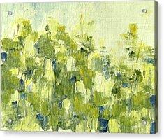 Bladverk I Motljus   - Sunlit Leafs_0159 Up To 76 X 56 Cm Acrylic Print