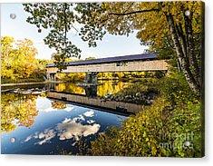 Acrylic Print featuring the photograph Blair Bridge by Anthony Baatz