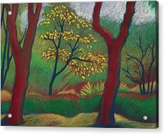 Blake Gardens California Acrylic Print