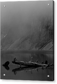 Blanca Lake Acrylic Print by Rakesh Malik