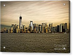 Blanket Acrylic Print by Alessandro Giorgi Art Photography
