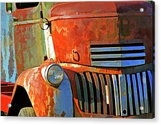 Blast From The Past 6 Acrylic Print