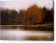 Blazing Zoom Acrylic Print