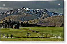Blencathra Mountain, Lake District Acrylic Print