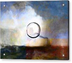 Blend 8 Turner Acrylic Print