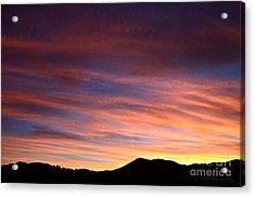 Bless The Lord My Soul Acrylic Print