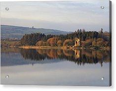 Blessington Lakes Acrylic Print by Phil Crean