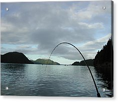 Hisnit Inlet And Sunny Bligh Acrylic Print