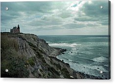 Block Island South East Lighthouse Acrylic Print