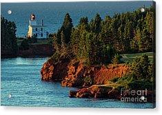 Blockhouse Point Lighthouse Acrylic Print