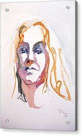 Blonde #1 Acrylic Print