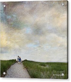 Blood Brothers Forever Acrylic Print