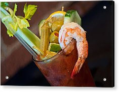 Bloody Mary Acrylic Print by Rich Leighton