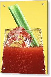 Bloody Mary Acrylic Print by Steven Huszar