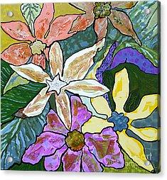 Blooms Acrylic Print