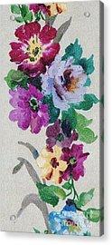 Blossom Series No.6 Acrylic Print