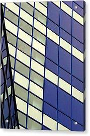 Blue 1114 Acrylic Print