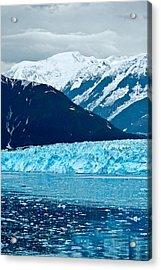 Blue Alaska Acrylic Print