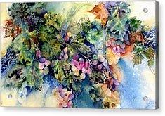 Blue Harvest Acrylic Print