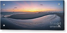 Outgoing Tides Acrylic Print
