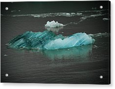 Blue Iceberg Acrylic Print