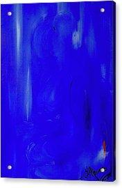 Blue Lust Acrylic Print