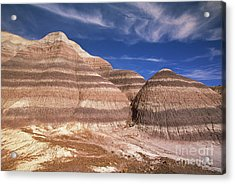 Blue Mesa Arizona Acrylic Print